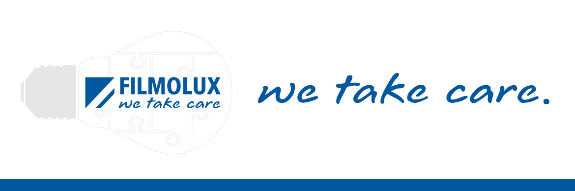 Filmolux SE - We take care header