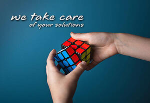 We take care of your solutions