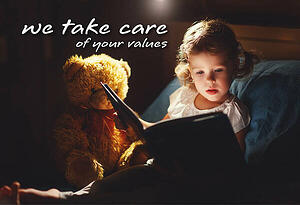 We take care of your values